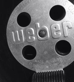 weber (or not)