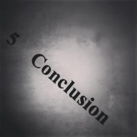 (5) conclusion