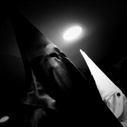 beware men in pointed hats